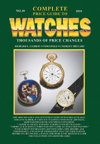 9781574326437: Complete Price Guide to Watches No. 30