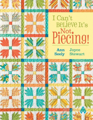 9781574326697: I Can't Believe It's Not Piecing!
