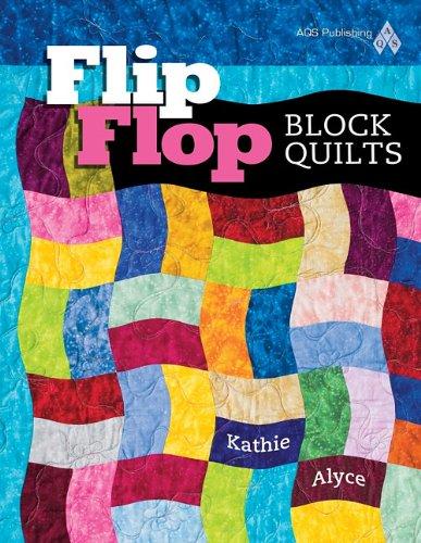 9781574326758: Flip Flop Block Quilts