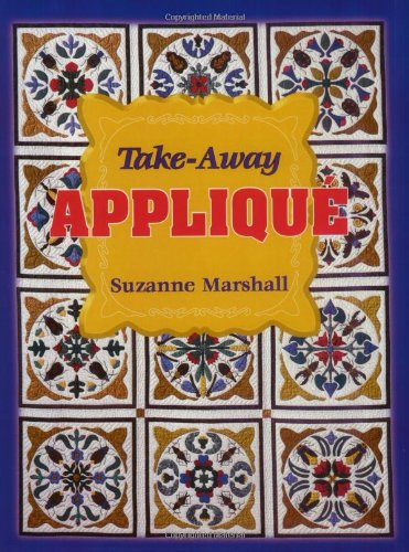 9781574327069: Take-Away Applique