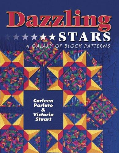 9781574327694: Dazzling Stars: A Galaxy of Block Patterns