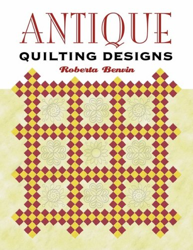 9781574327724: Antique Quilting Designs