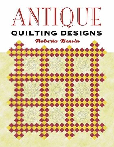9781574327724: Antique Quilting Designs