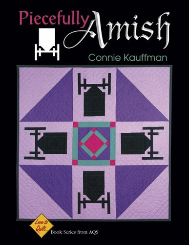9781574327861: Piecefully Amish (Love to Quilt)