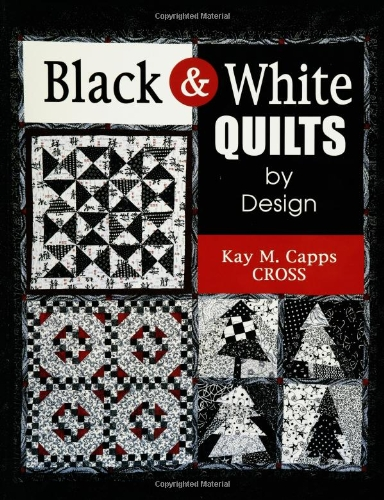 9781574329049: Black & White Quilts by Design
