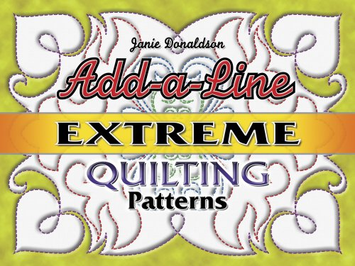 9781574329452: Add-a-Line: Extreme Quilting Patterns