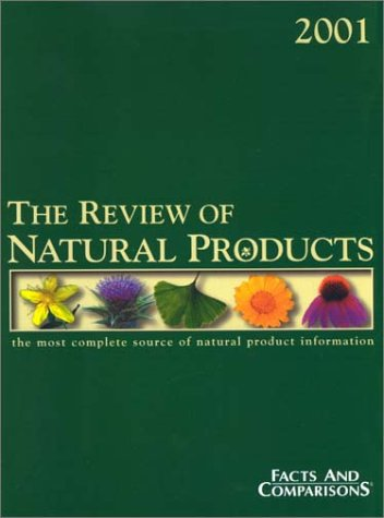 Review of Natural Products: Ara Dermarderosian