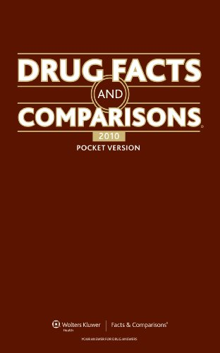 9781574393071: Drug Facts and Comparisons: Pocket Version 2010