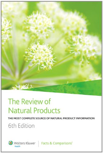 The Review of Natural Products: Ara DerMarderosian PhD;