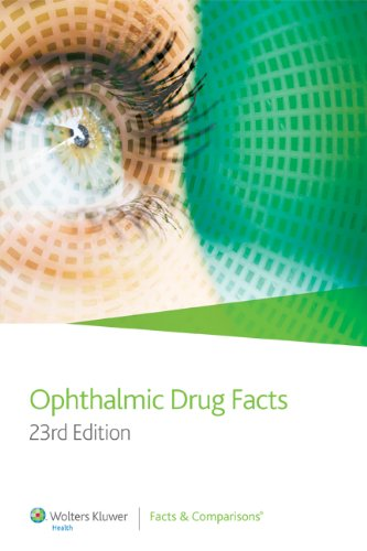 9781574393361: Ophthalmic Drug Facts
