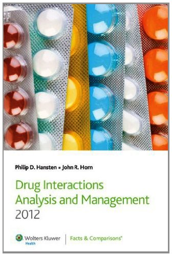 Drug Interactions Analysis And Management 2012