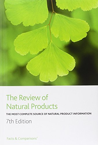 The Review of Natural Products: Dermarderosian, Ara/ Liberti,
