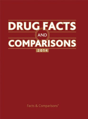 9781574393514: Drug Facts and Comparisons 2014 (Drug Facts & Comparisons)
