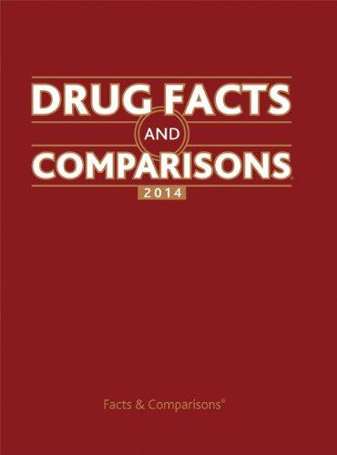 9781574393514: Drug Facts and Comparisons 2014 (Drug Facts & Comparisons)
