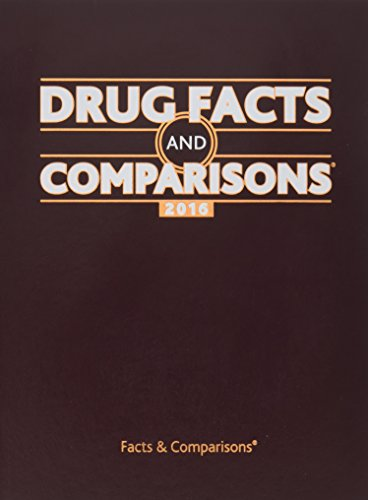 9781574393705: Drug Facts and Comparisons 2016