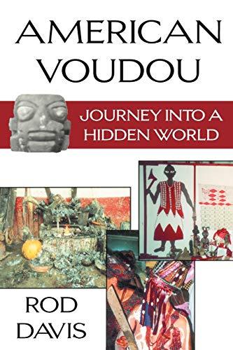 9781574410815: American Voudou: Journey into a Hidden World