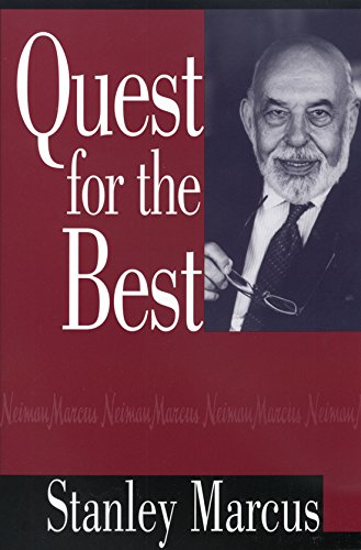 9781574411379: Quest for the Best