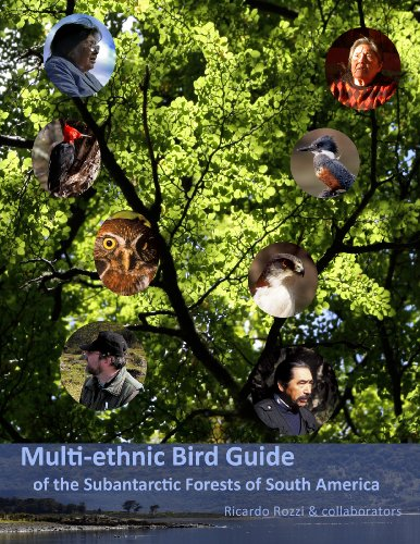 9781574412826: Multi-ethnic Bird Guide of the Subantarctic Forests of South America