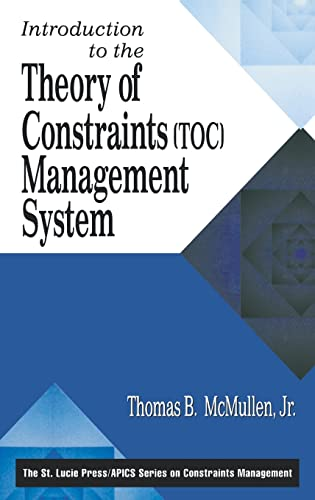 Introduction to the Theory of Constraints (TOC) Management System (The CRC Press Series on Constr...