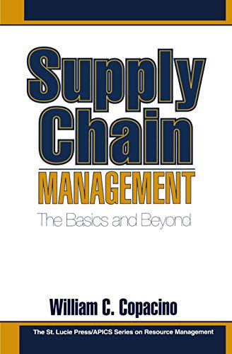 9781574440744: Supply Chain Management: The Basics and Beyond (Resource Management)