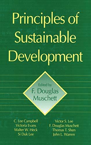 9781574440799: Principles of Sustainable Development