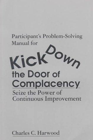 9781574442090: Participant's Problem-Solving Manual for