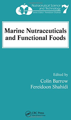 Marine Nutraceuticals and Functional Foods: Barrow, Colin