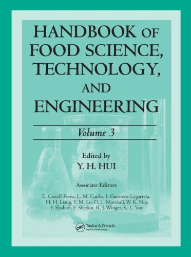 9781574445527: Handbook of Food Science, Technology, And Engineering (Food Science and Technology)