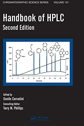 Handbook Of Hplc, 2Nd Edn: Danilo Corradini