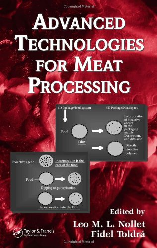 9781574445879: Advanced Technologies For Meat Processing (Food Science and Technology)