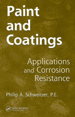 9781574447026: Paint and Coatings: Applications and Corrosion Resistance (Corrosion Technology)