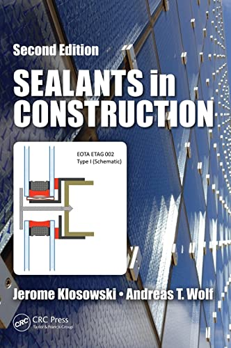 9781574447170: Sealants in Construction (Civil and Environmental Engineering)