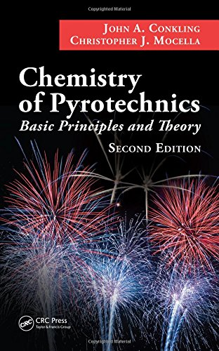 9781574447408: Chemistry of Pyrotechnics: Basic Principles and Theory, Second Edition