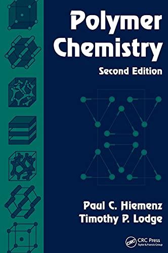 9781574447798: Polymer Chemistry, Second Edition