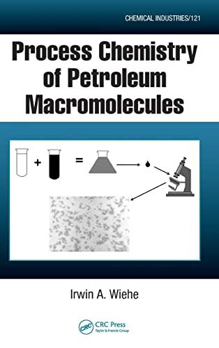 9781574447873: Process Chemistry of Petroleum Macromolecules (Chemical Industries)