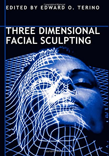 9781574448160: Three Dimensional Facial Sculpting