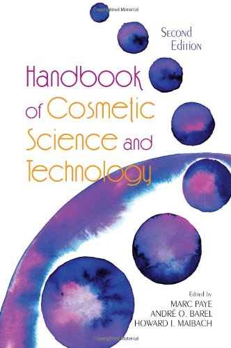 9781574448245: Handbook of Cosmetic Science and Technology