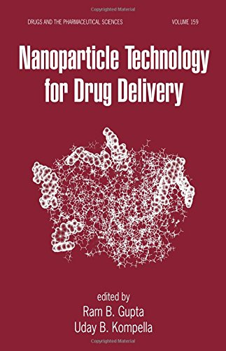 9781574448573: Nanoparticle Technology for Drug Delivery: 159 (Drugs and the Pharmaceutical Sciences)