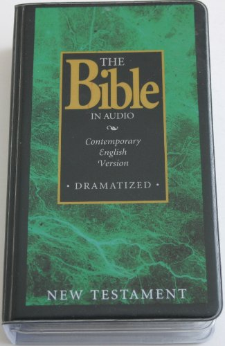 The Bible in Audio Contemporary English Version Dramatized