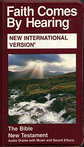 9781574490169: New Testament - New International Version (Dramatized w/Music in Stereo)
