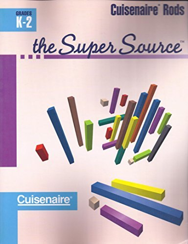 9781574520033: Super Source for Cuisenaire Rods, Grades K-2