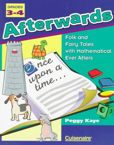 9781574520262: Afterwards: Folk and Fairy Tales With Mathematical Ever Afters / Grades 3-4
