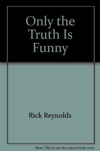 9781574530865: Only the Truth is Funny