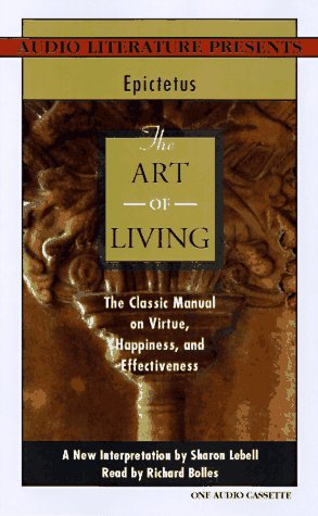 9781574530889: Epictetus: The Art of Living