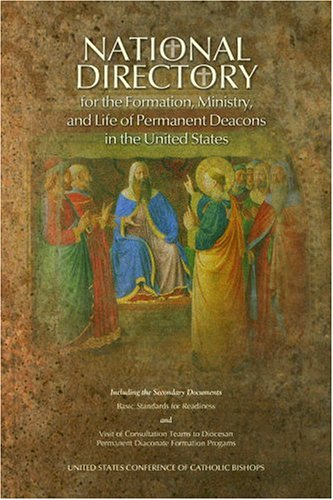 9781574553680: National Directory for the Formation, Ministry, and Life of Permanent Deacons in the United States