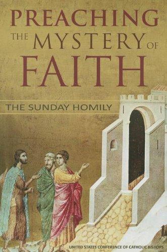 9781574554946: Preaching the Mystery of the Faith: The Sunday Homily