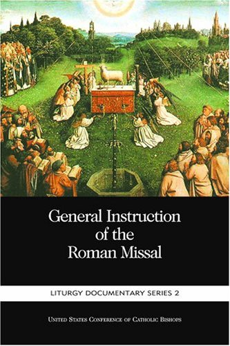 9781574555431: General Instruction of the Roman Missal