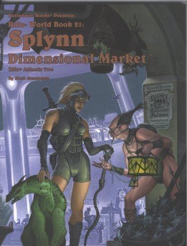 9781574570274: Rifts World Book 21: Splynn Dimensional Market