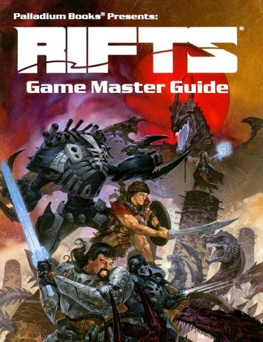 Rifts: Game Master Guide (1574570676) by Kevin Siembieda; Bill Coffin