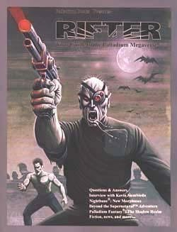 The Rifter No. 20 : Sourcebook & Guide to the Palladium Megaverse: Kevin Siembieda